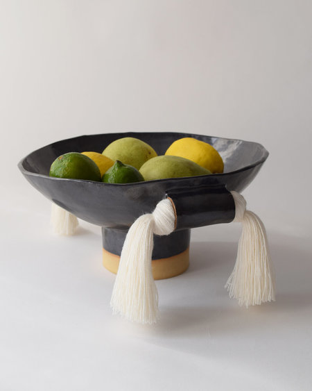 Karen Gayle Tinney Decorative Bowl #697