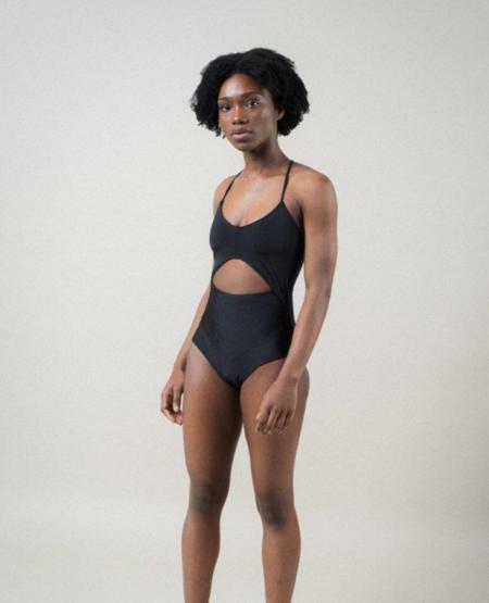 REIFHAUS Gamma Swimsuit - Black