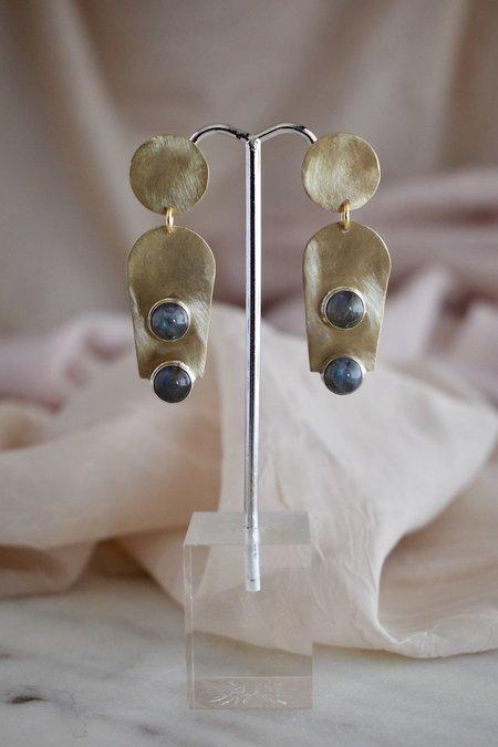 Kari Phillips Labradorite Earrings