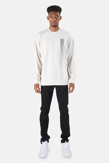 Stampd Perfect Crew F*** Off Drag Sweater - Cement