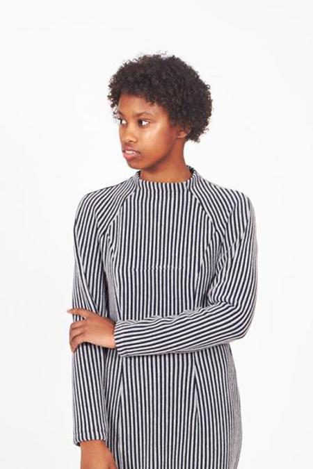 Reality Studio Feng Dress - Stripes