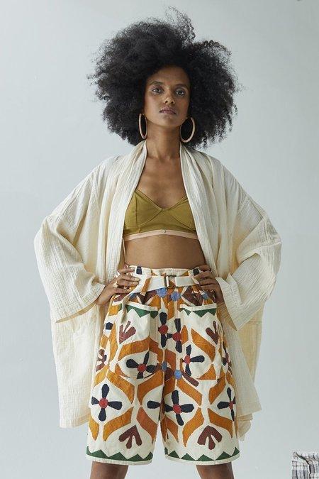 Atelier Delphine Haori Gauze Coat