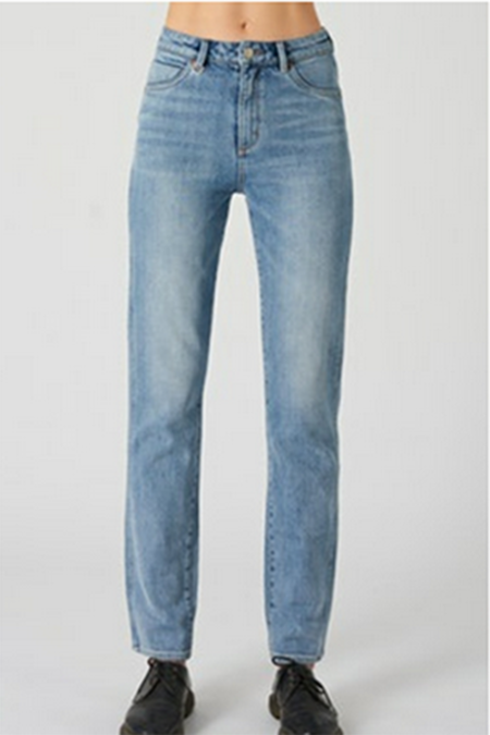 NEUW Marilyn Straight Jeans - Preloved Blue