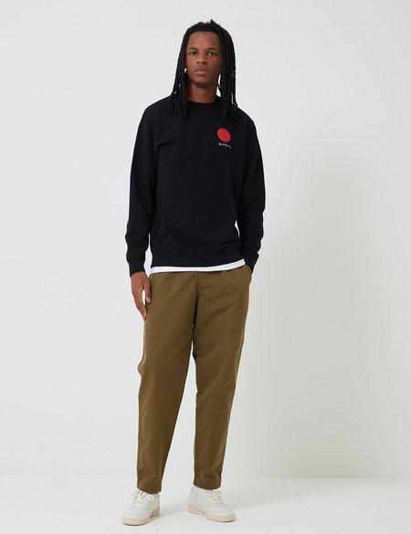 Edwin Japanese Sun Sweatshirt - Black