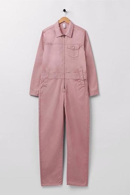 M.C.Overalls Polycotton Overalls - Dusty Pink
