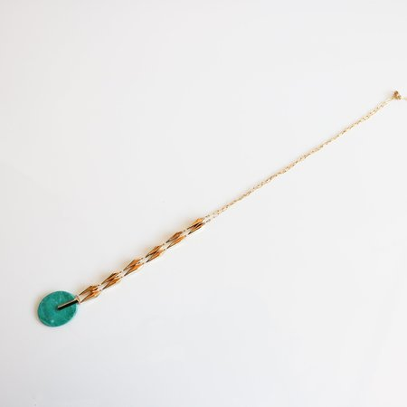 Sarah Magid Agate Pendant Necklace