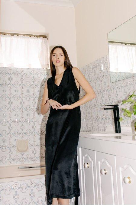 SALASAI NIRVANA DRESS - BLACK