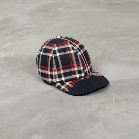 N.Hoolywood Cap - Black Check