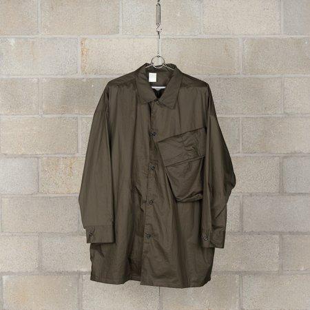 N.Hoolywood Shirt - Khaki