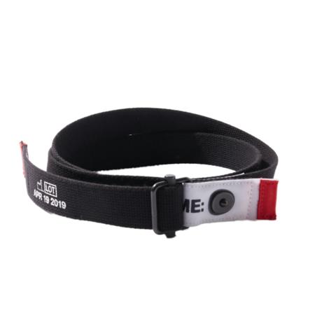N.Hoolywood 9201-AC02 Belt - Black