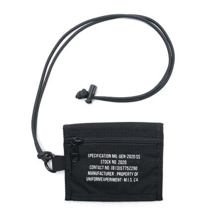 Uniform Experiment MIS Wallet - Black