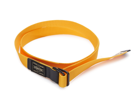 N.Hoolywood TPES-AC02 Belt - Yellow