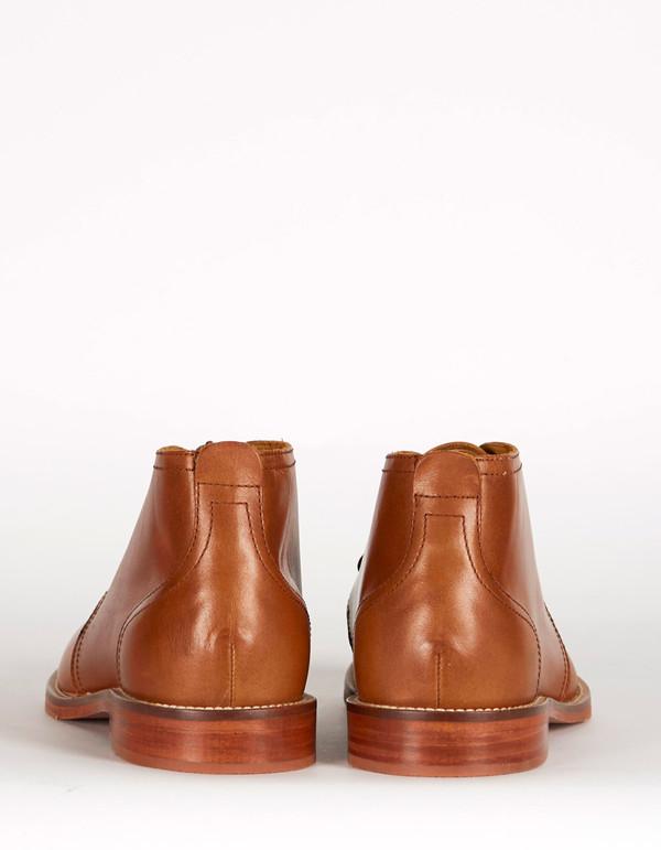 J Shoes Monarch Chukka Boot Brass