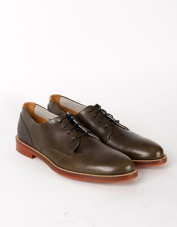 Men's J Shoes William Derby Black