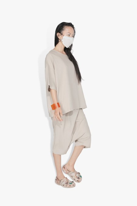 The Celect Cazh Top - Natural