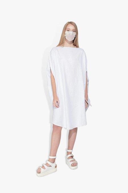 The Celect Linen Circle Dress
