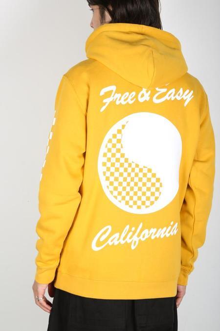 Vault By Vans X Free & Easy California Hoodie - Mango Mojito
