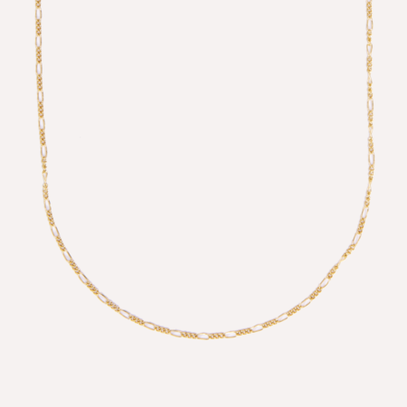 Amarilo Elyse Chain - 14k Gold