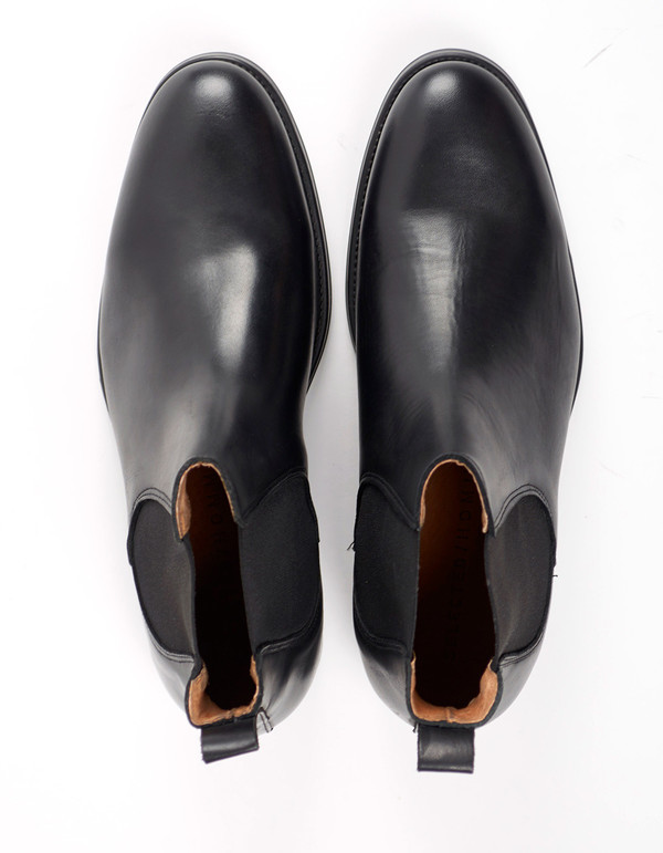 Selected Homme Oliver Chelsea Boot Black