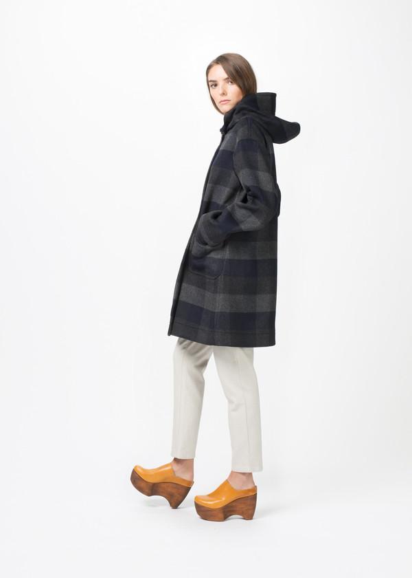 NICO Tartan Sweet Coat