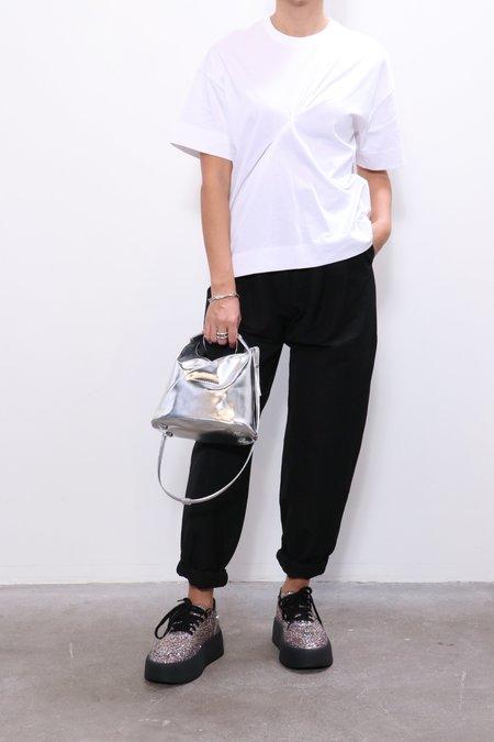 Ganni Stitch T-Shirt - Bright White