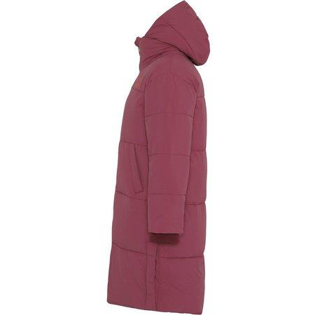 Kids molo harper puffer jacket - maroon