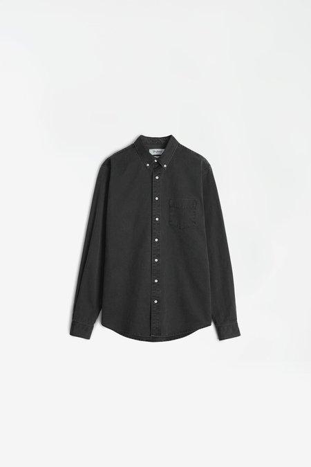 Schnayderman's Overdyed One Shirt - Black