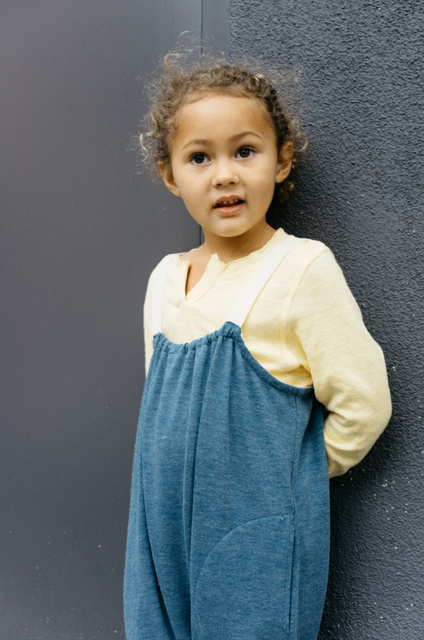 Kid's Boy+Girl Indi Overall
