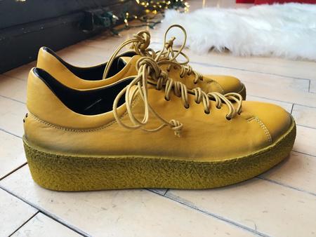 Halmanera Baron Giallo Sneaker - Yellow