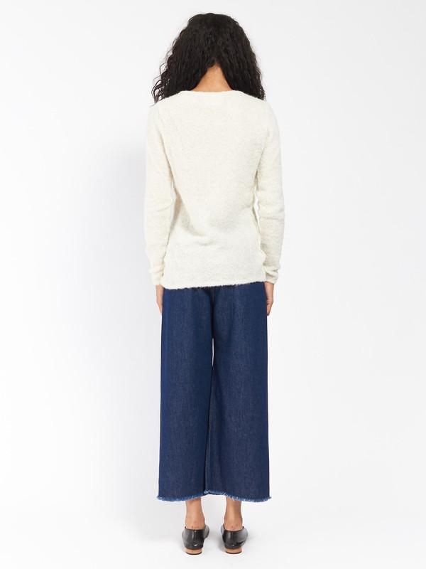 ELEVEN SIX Carrie Sweater Cream