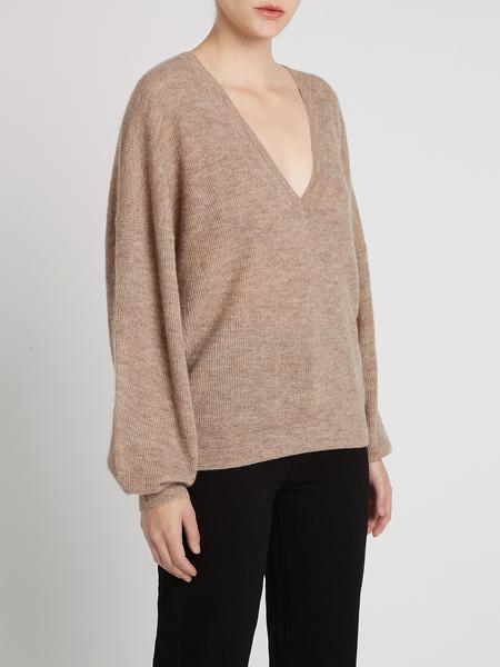 IRO Electra Sweater - Mixed Taupe