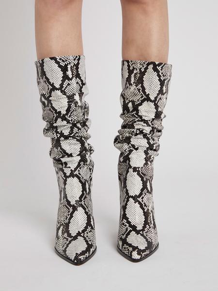 IRO Nagy Boot -  Black / White