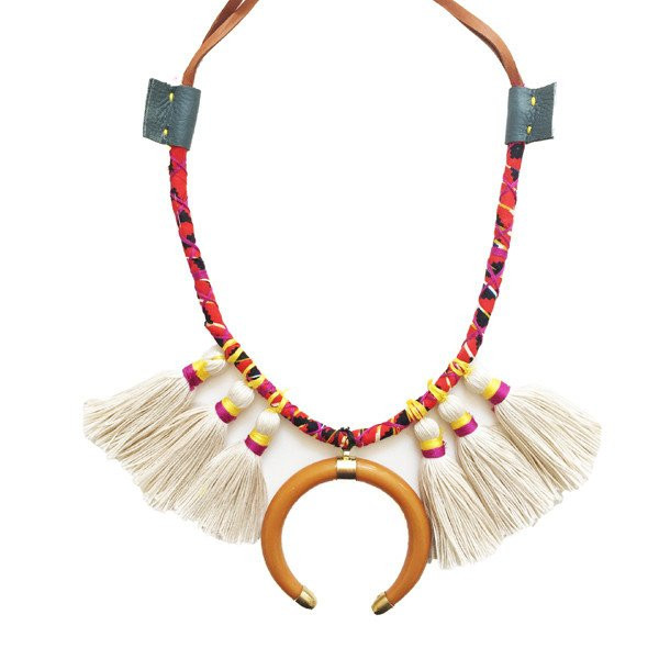 Tassel Necklace - Cape Town