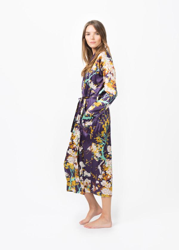 Laura Urbinati Kimono Robe