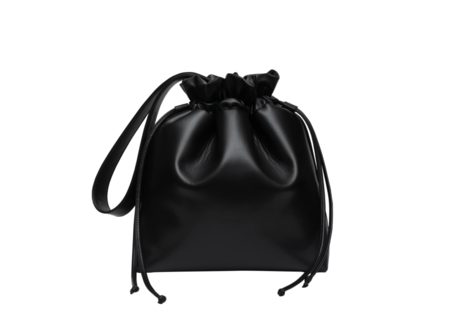 Hozen Collection Cinch Hobo Bag - Gorilla