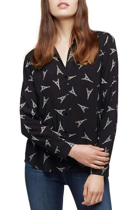L'agence Holly Blouse