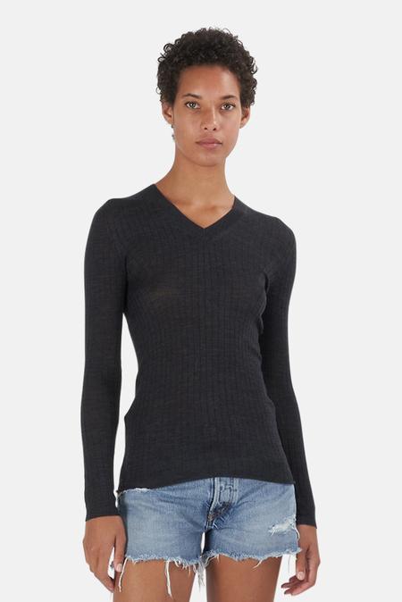 IRO Tambo Sweater - Dark Grey