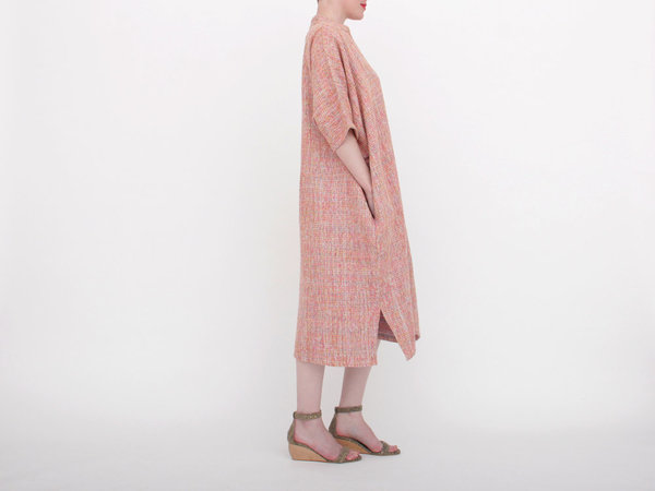 Mary Meyer Midi Source Dress - Pink