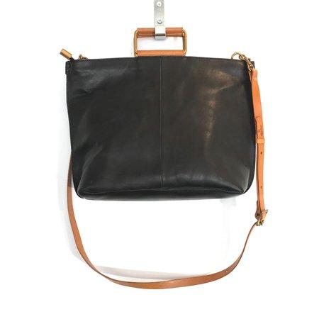 Uppdoo Joy Large Handle Bag - Black