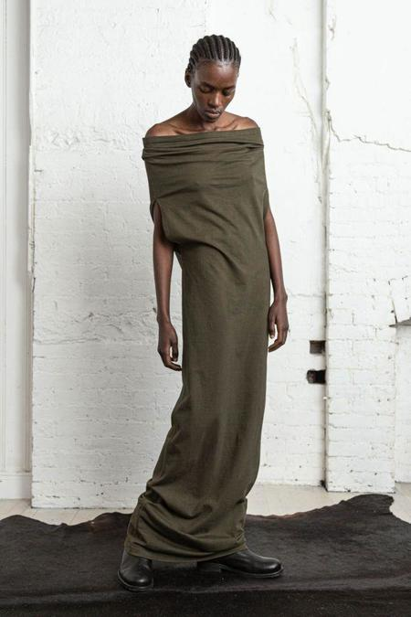 Nicholas K Caleb Dress - Olive