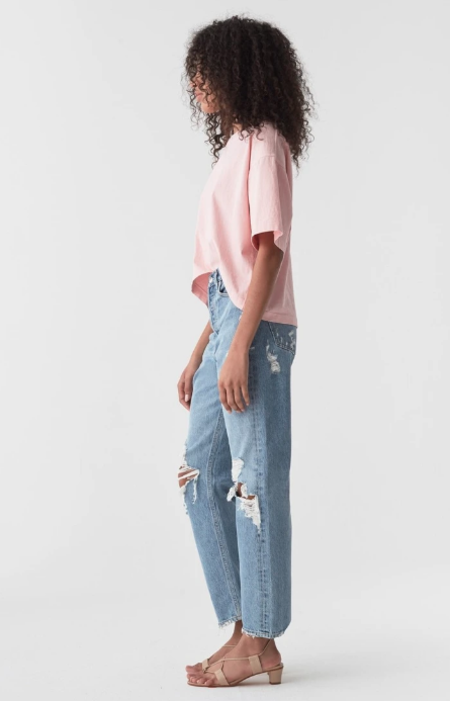 AGOLDE 90's Mid Rise Jeans - Fall Out