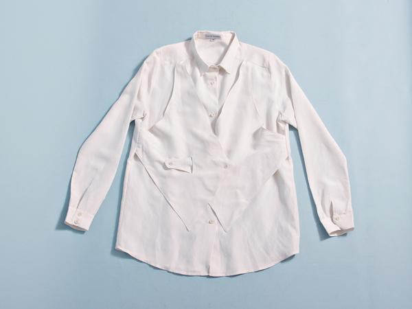Kieley Kimmel TV Shirt - White