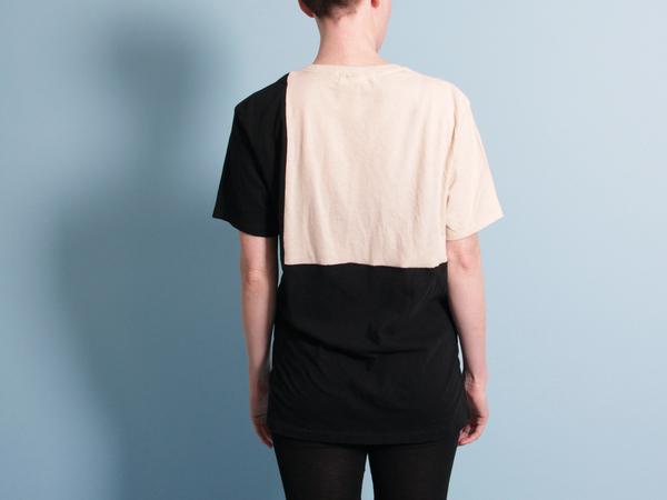 Correll Correll Ecke T-Shirt - Black/Natural
