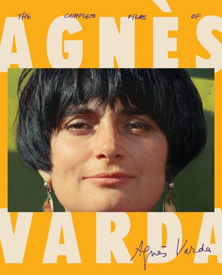 Criterion The Complete Films of Agnès Varda Blu Ray Collection and Book
