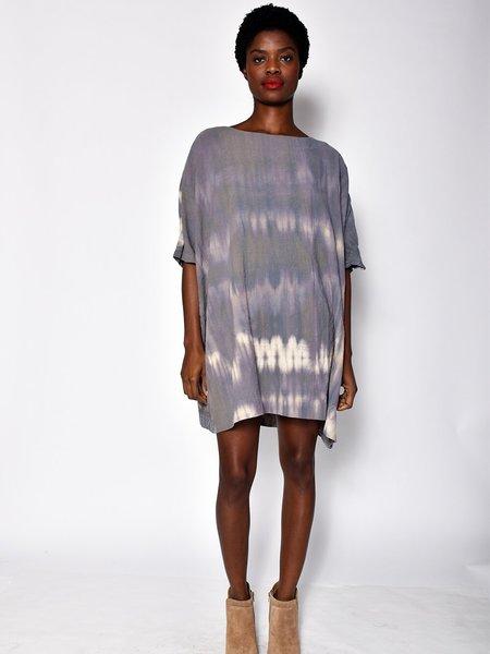 Uzi NYC Box Dress - Desert