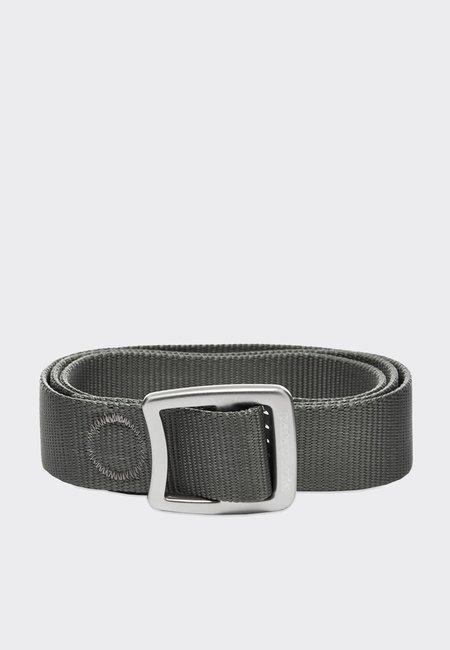 Patagonia Tech Web Belt - Forge Grey