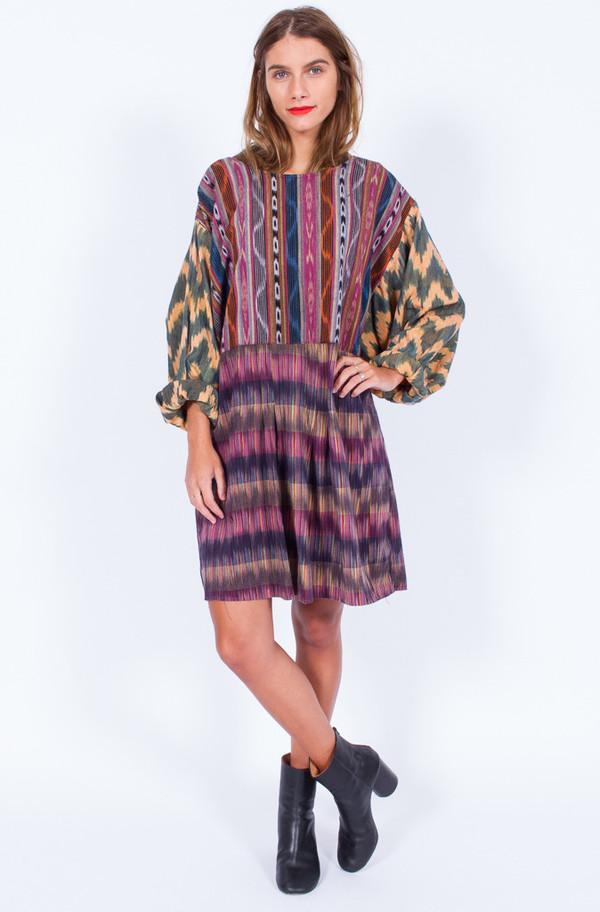 BEAUTIFUL WOVEN DRESS (ONE SIZE)