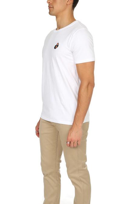 Bricktown Sushi Graphic T-Shirt - White
