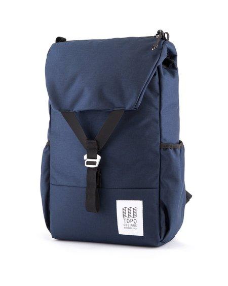Topo Designs Mochila Y Pack - Navy