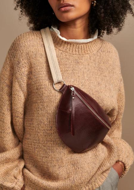 Bellerose Rosie Leather Fannypack